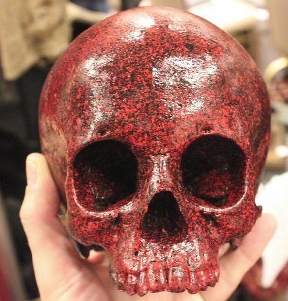 The Magic 8 Skull-small