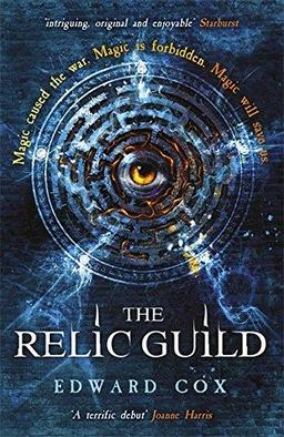 The Relic Guild Edward Cox-small