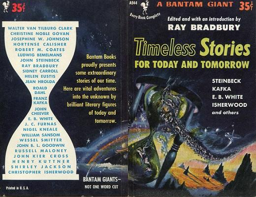 Timeless Stories for Today and Tomorrow Bantam 1952