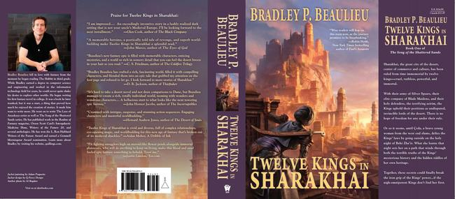 Twelve Kings in Sharakhai wraparound cover-small