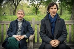 Watson - What should we do about season four, Sherlock? Holmes - Oh, do shut up, John.