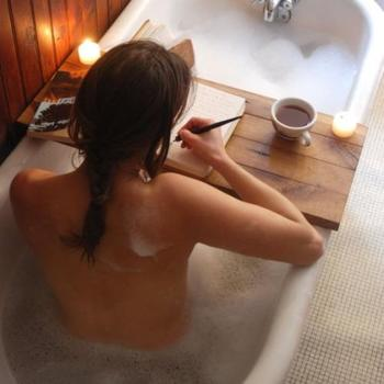 Write in the tub-small
