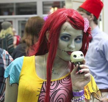 Cosplay at Chicago ComicCon 2015 3-small