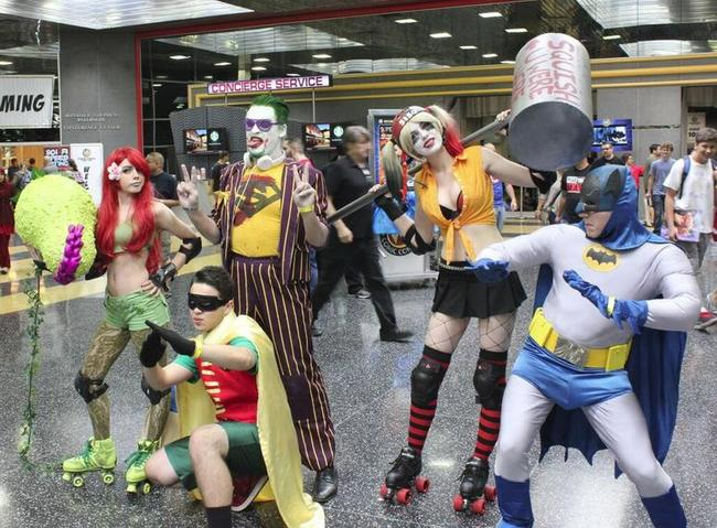 Cosplay at Chicago ComicCon 2015-small