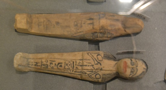 As I said, not all shabtis are beautiful. I meant that.