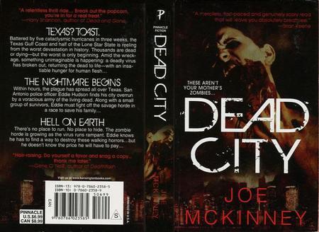 Dead City Joe McKinney-small