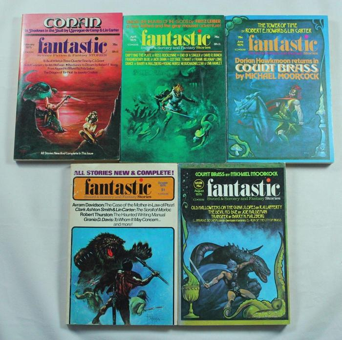 Fantastic Sword and Sorcery lot-small
