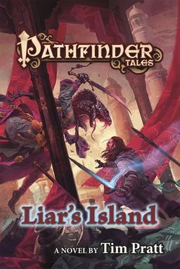 Pathfinder Tales Liar's Island-small