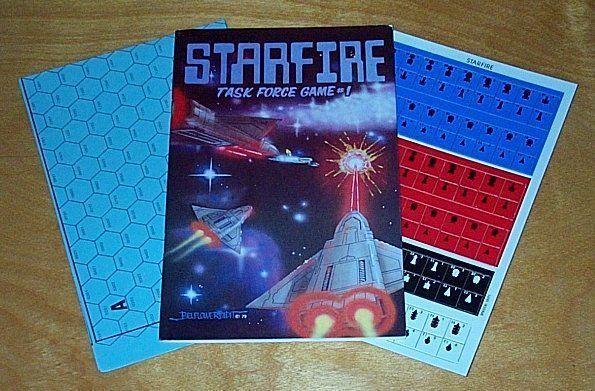 Starfire map