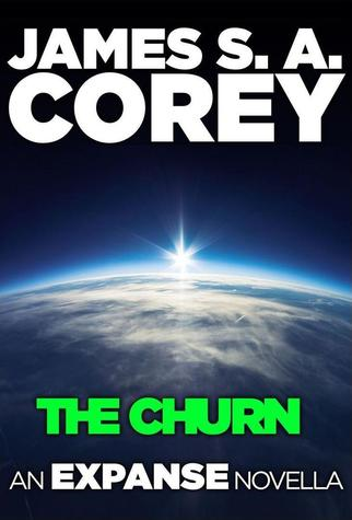 The Churn James S A Corey-small