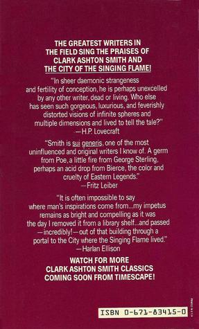 The City of the Singing Flame-back-small