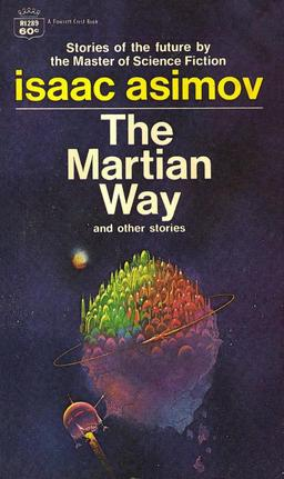 The Martian Way Isaac Asimov-small