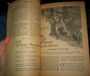 The Phoenix on the Sword Weird Tales-small