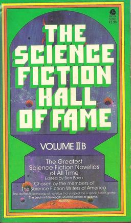 The Science Fiction Hall of Fame Volume Two B-small