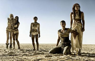 The Women of Mad Max-small