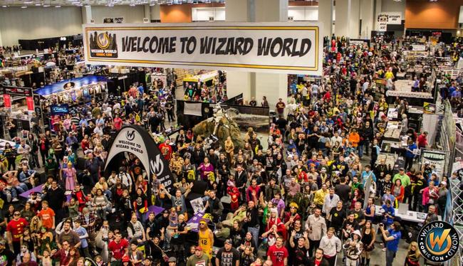 Welcome to Chicago ComicCon 2015-small