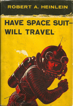 Have Space Suit — Will Travel