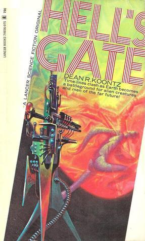 Hell's Gate Dean R Koontz-small