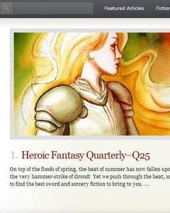 Heroic Fantasy Quarterly Q25-rack