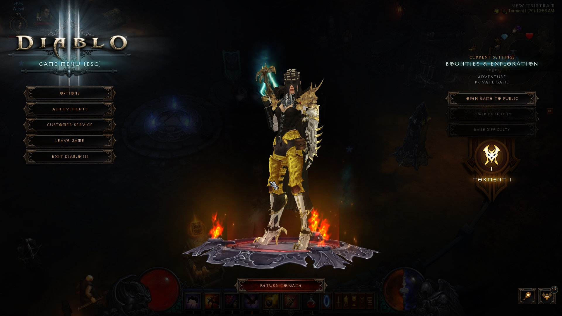 how to see your season high diablo 3