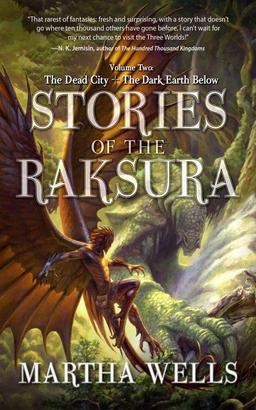 Stories of the Raksura Volume 2-small