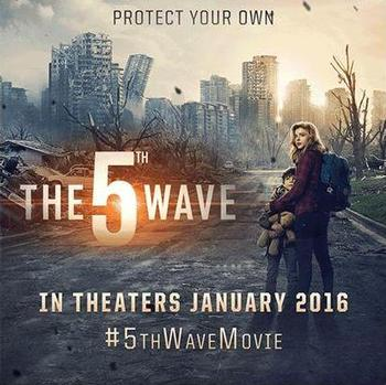 The 5th Wave poster-small