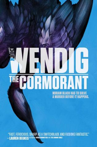 The Cormorant Chuck Wendig-small