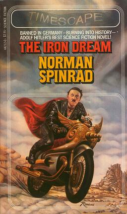 The Iron Dream Norman Spinrad-small