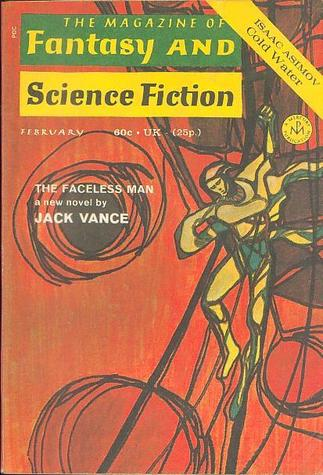 The Magazine of Fantasy and Science Fiction February 1971-small