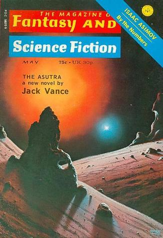 The Magazine of Fantasy and Science Fiction May 1973-small