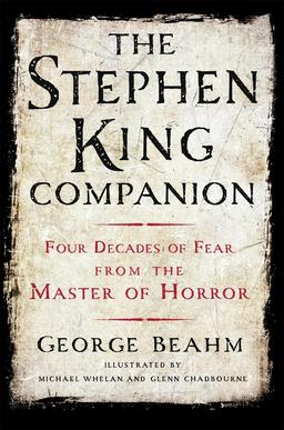 The Stephen King Companion Four Decades of Fear from the Master of Horror-small