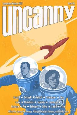 Uncanny Magazine Issue Six-small