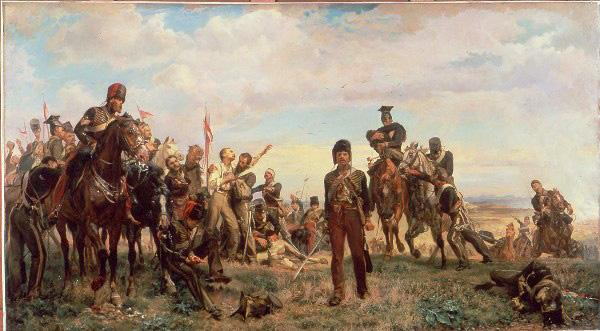 Aftermath of the Charge of the Light Brigade