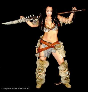 Barbarian cosplay 2-small