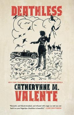 Deathless Catherynne M Valente-small