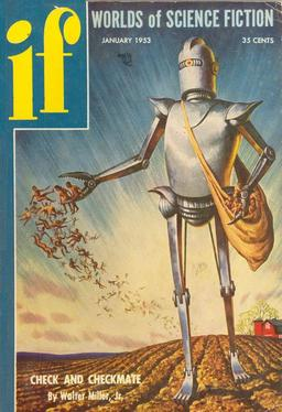 If Worlds of Science Fiction January 1953-small
