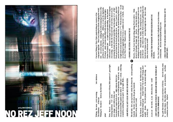 Interzone 260 No Rez Jeff Noon