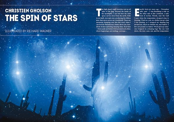 Interzone 260 The Spin of Stars Christien Gholson