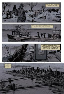 Joe Golem Occult Detective page 1-small