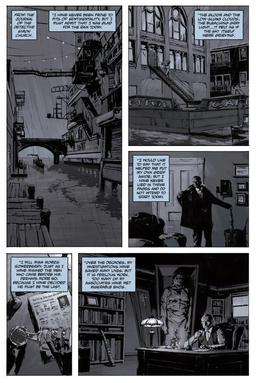 Joe Golem Occult Detective page 2-small