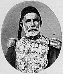 Omar Pasha