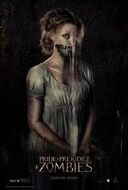 Pride and Prejudice and Zombies poster-small