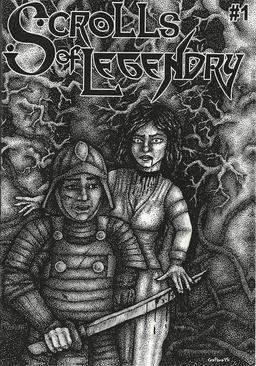 Scrolls of Legendry 1-small