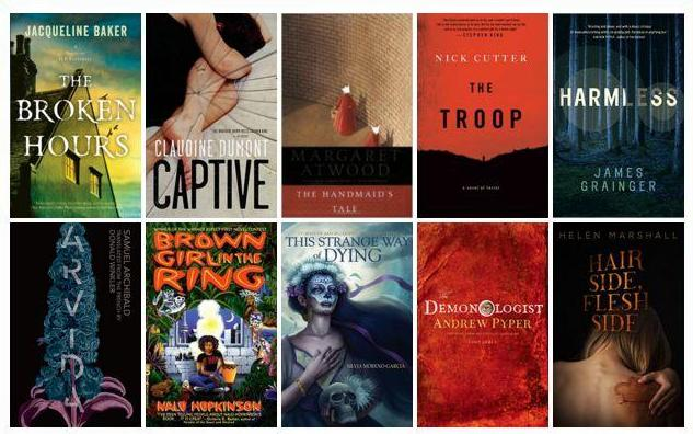 Ten Terrifying Canadian Books