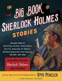 The Big Book of Sherlock Holmes Stories-small