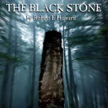The Black Stone Robert E Howard-small