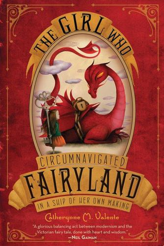 The Girl Who Circumnavigated Fairyland in a Ship of Her Own Making-small