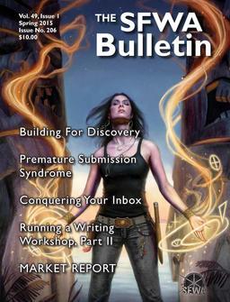 The SFWA Bulletin Spring 2015-small