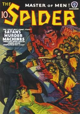 The Spider Satan's Murder Machines-small