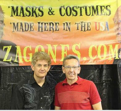 Tony Zagone and Franco Pacini